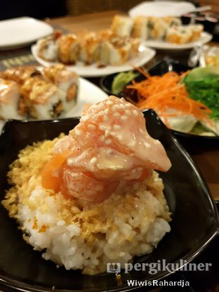 Foto 4 - Makanan di Sushi Joobu oleh Wiwis Rahardja