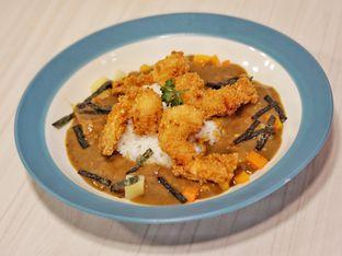 Foto 2 - Makanan(Tempura Curry Rice) di Kare Curry House oleh Fadhlur Rohman