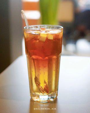 Foto 4 - Makanan(Ice Apple Tea) di Justus Steakhouse oleh @kulineran_aja