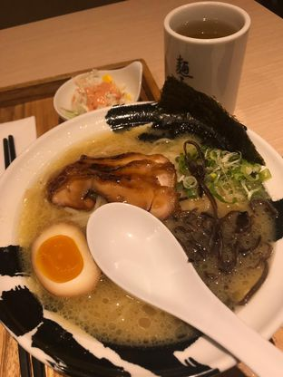 Foto 8 - Makanan di Menya Musashi Bukotsu oleh FOODIARYPAOPAO