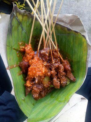 Foto 1 - Makanan(Sate Ayam) di Sate Jando oleh Novita Purnamasari