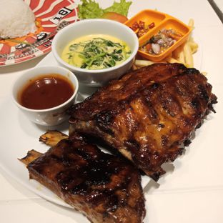 Foto 1 - Makanan di Pig Hunter oleh Fensi Safan