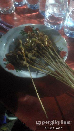 Foto - Makanan di Warung Mas Acong Sate Ane - Ane oleh Gregorius Bayu Aji Wibisono