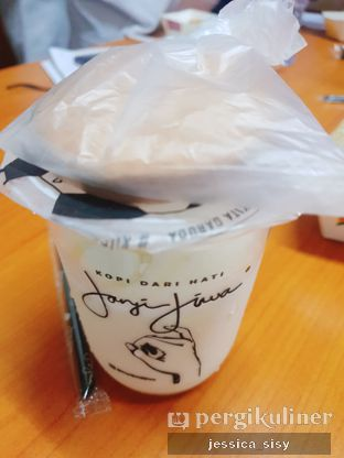 Foto review Kopi Janji Jiwa oleh Jessica Sisy 2