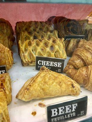 Foto review Roti 'O oleh Prido ZH 4