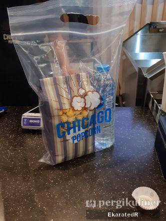 Foto Makanan di Chicago Popcorn