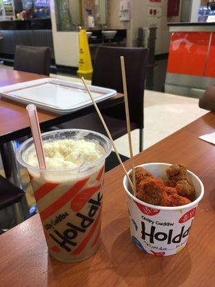 Foto 7 - Makanan di Holdak Crispy Chicken oleh Yohanacandra (@kulinerkapandiet)