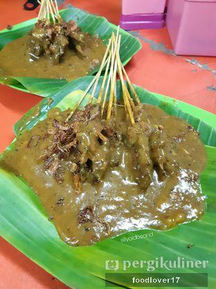 Foto 1 - Makanan di Sate Padang H. Ajo Manih oleh Sillyoldbear.id
