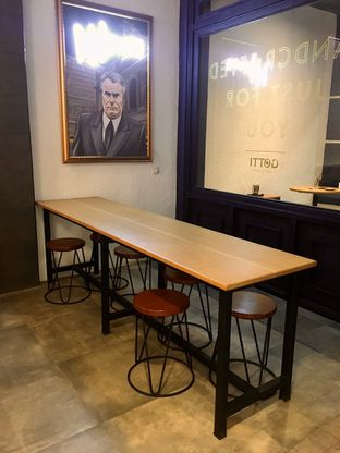 Foto 2 - Interior di Gotti Pizza & Coffee oleh Prido ZH