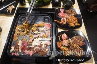 Foto 2 - Makanan di Madam Lee Korean BBQ oleh Hungry Couplee