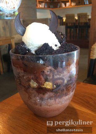 Foto 12 - Makanan(Choco Devil Bingsu) di Caffe Bene oleh Shella Anastasia