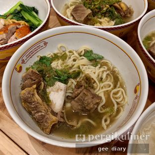 Foto 6 - Makanan di Golden Lamian oleh Genina @geeatdiary