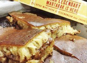 5 Martabak Toblerone di Jakarta yang Harus Dicoba oleh Para Pecinta Cokelat