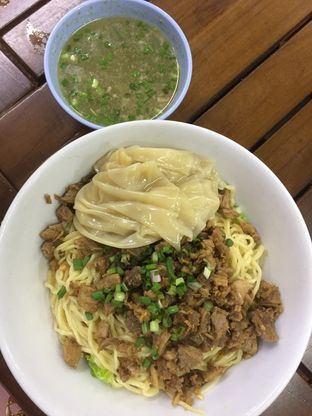 Foto 1 - Makanan di Pangsit Ayam Tidar 238 Jakarta oleh @yoliechan_lie