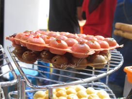 foto Eggo Waffle