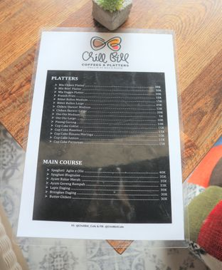 Foto 6 - Makanan di Chill Bill Coffees & Platters oleh Lya Amalia