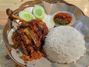 Foto Ayam Bebek Mafia
