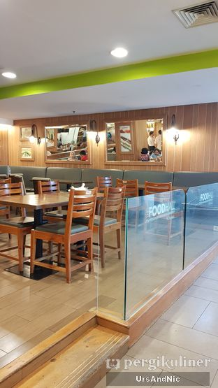 Foto 4 - Interior di Cafe One - Wyndham Casablanca Jakarta oleh UrsAndNic