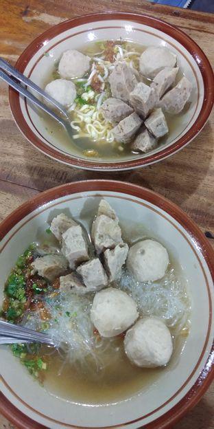 Foto 1 - Makanan di Bakso Gajah Mungkur Mas Bejo Wonogiri oleh Devi Renat