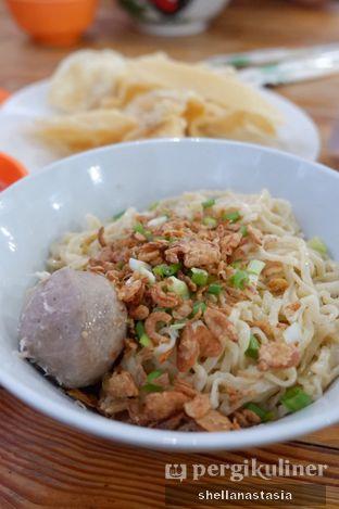 Foto 2 - Makanan(Bakmie Bakwan) di Mie Mapan oleh Shella Anastasia