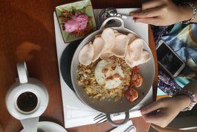Foto Wyl's Kitchen - Veranda Hotel Pakubuwono