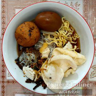Foto 1 - Makanan(Mie So) di Vegetarian Bakmie Garing H-P (Hot Pedas) oleh JC Wen