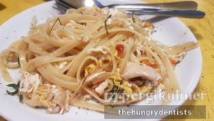 Foto 1 - Makanan(Fettucini Kampoeng) di Pasta Kangen oleh Rineth Audry Piter Laper Terus