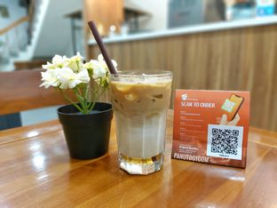 Foto - Makanan(Hazelnut Latte) di Coffeelogue oleh Stefanus Mutsu