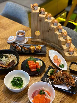 Foto 4 - Makanan di Okinawa Sushi oleh Duolaparr