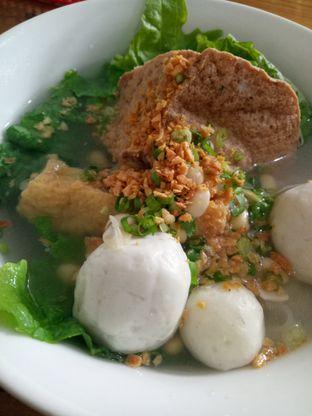 Foto 3 - Makanan di Bakso Ikan Telur Asin Ahan oleh @duorakuss