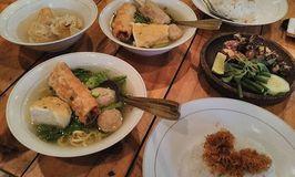 Bakso Kalap & Ayam Bakar Murah Wareg