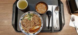 Foto 1 - Makanan di Marugame Udon oleh tasya laper