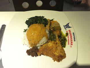Foto - Makanan di Restoran Sederhana SA oleh Kevin Suryadi