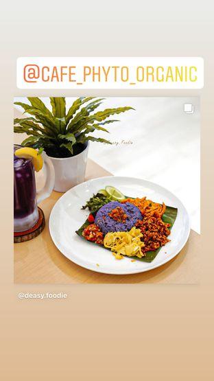 Foto 1 - Makanan di Cafe Phyto Organic oleh deasy foodie