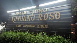 Foto review Bakmi Jowo Kondang Roso Khas Gunung Kidul oleh Review Dika & Opik (@go2dika) 1