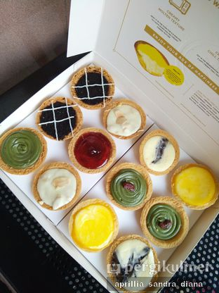 Foto 1 - Makanan di Ezo Hokkaido Cheesecake & Bakery oleh Diana Sandra