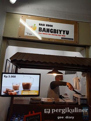 Foto review Nasi Uduk Bangbiyyu oleh Genina @geeatdiary 7
