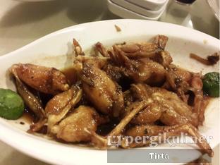 Foto 6 - Makanan(Kodok Goreng Mentega) di Sinar Lestari oleh Tirta Lie