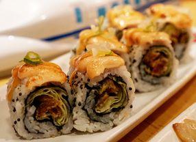 9 Sushi di Surabaya yang Paling Nikmat