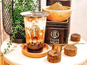 Foto Tiger Sugar