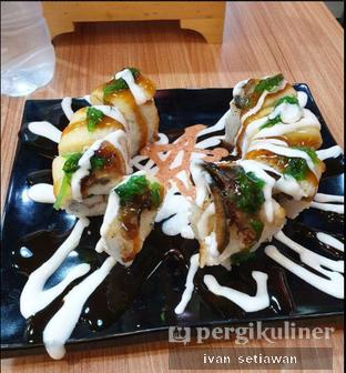 Foto 2 - Makanan(Unagi Roll) di Ramen & Sushi Express oleh Ivan Setiawan