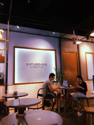 Foto 4 - Interior di SATURDAYS oleh Loisa Veronica