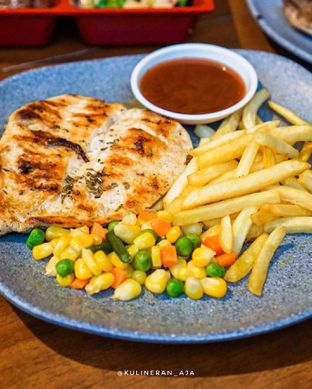 Foto 5 - Makanan(Chicken Steak) di Kedai Hemat oleh @kulineran_aja