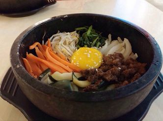 Foto Makanan di SamWon Express