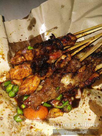Foto Makanan di Sate Saluyu