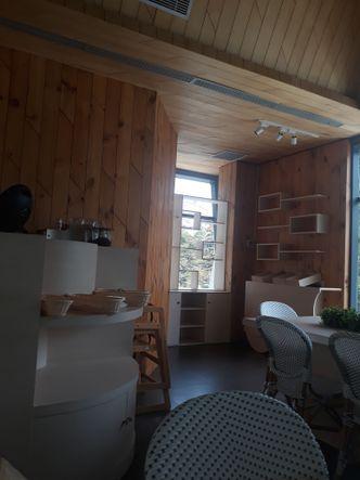 Foto Interior di Barn Owl Cafe