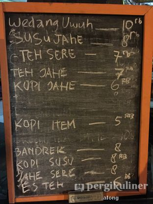 Foto 5 - Menu di Kedai Ketan Punel oleh #alongnyampah