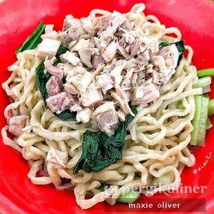 Foto - Makanan(Bakmi Porsi Besar) di Bakmi Kah Seng oleh Drummer Kuliner