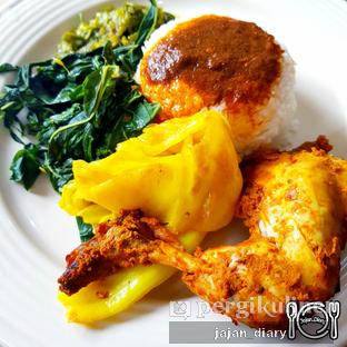 Foto 1 - Makanan(Nasi ayam bakar) di RM Tanjung Baru oleh Jajan Diary