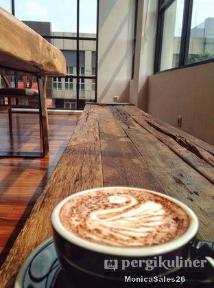 Foto 1 - Menu(babychinno) di Coarse & Fine Coffee oleh Monica Sales